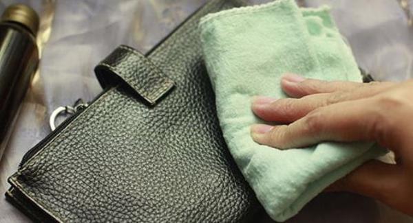 як чиститься сумка з натуральної шкіри
